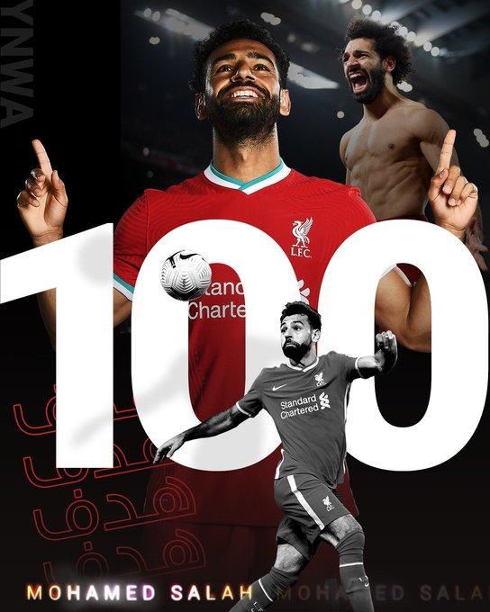 9⃣ يسجل الهدف رقم 100 له مع الريدز
