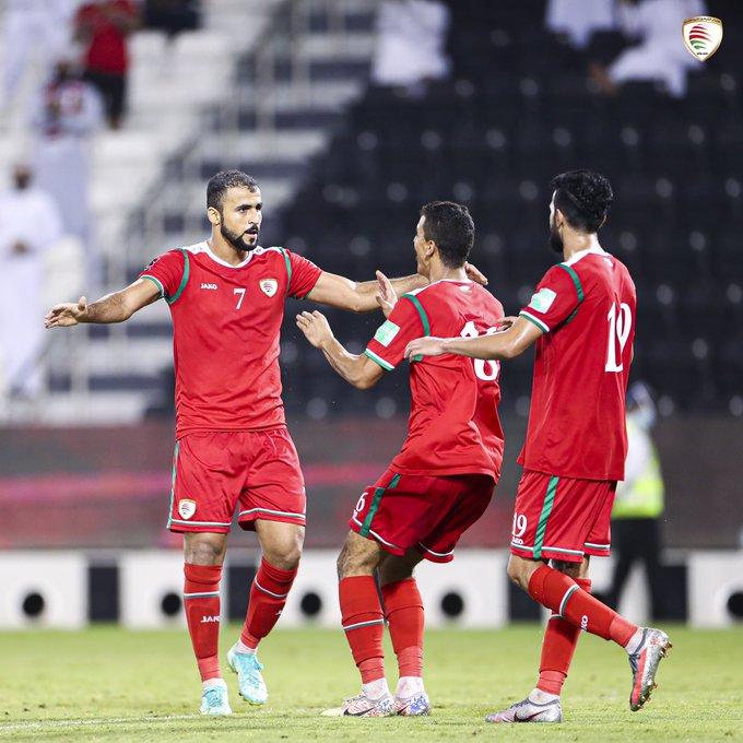 منتخب عمان يحقق الفوز على منتخب بنغلادش