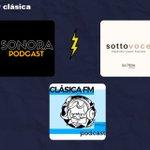 Image for the Tweet beginning: Los programas de Clásica FM,