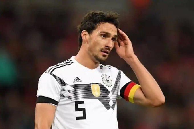 هوملز يعود لمنتخب ألمانيا بعد غياب 3 سنوات