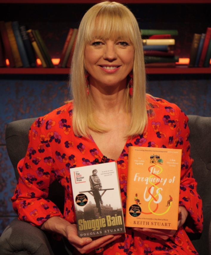 .@Doug_D_Stuart's #ShuggieBain was the final 'Big Hitter' in this ace series of #BetweenTheCovers. 'I don't think I'll ever shake it off - in a good way' said @sarajcox in her intro to a really wonderful discussion. @sophiewillan's & @reginalddhunter's comments were v moving. 1/2 https://t.co/drnJ27htZz