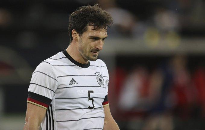 هوملز أول لاعب في تاريخ ألمانيا يسجل هدف في