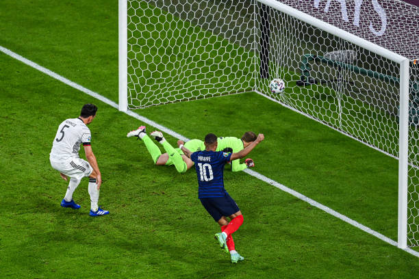 B R Football On Twitter France Strike First After Hummels Own Goal