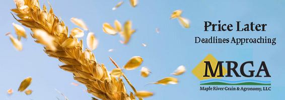 Maple River Grain & Agronomy Twitter