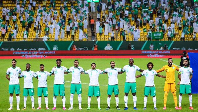 المنتخب السعودي يتأهل إلى التصفيات