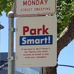 Image for the Tweet beginning: 🚨 Park Smart! @theeastcut worked