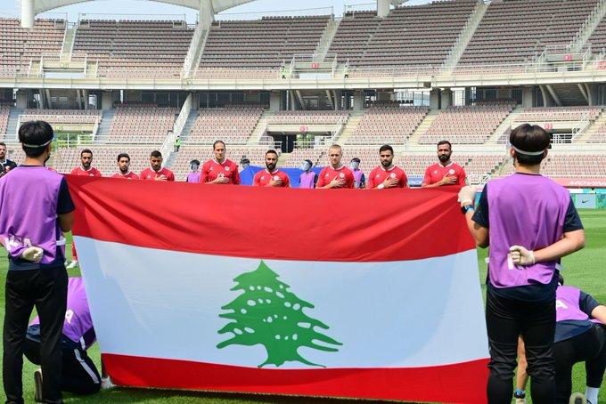 رسمياً: منتخب لبنان يتأهل إلى التصفيات