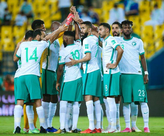 المنتخب السعودي يحقق الفوز على اوزبكستان