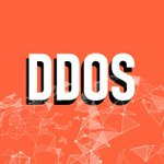 Image for the Tweet beginning: 100% increase in daily DDoS