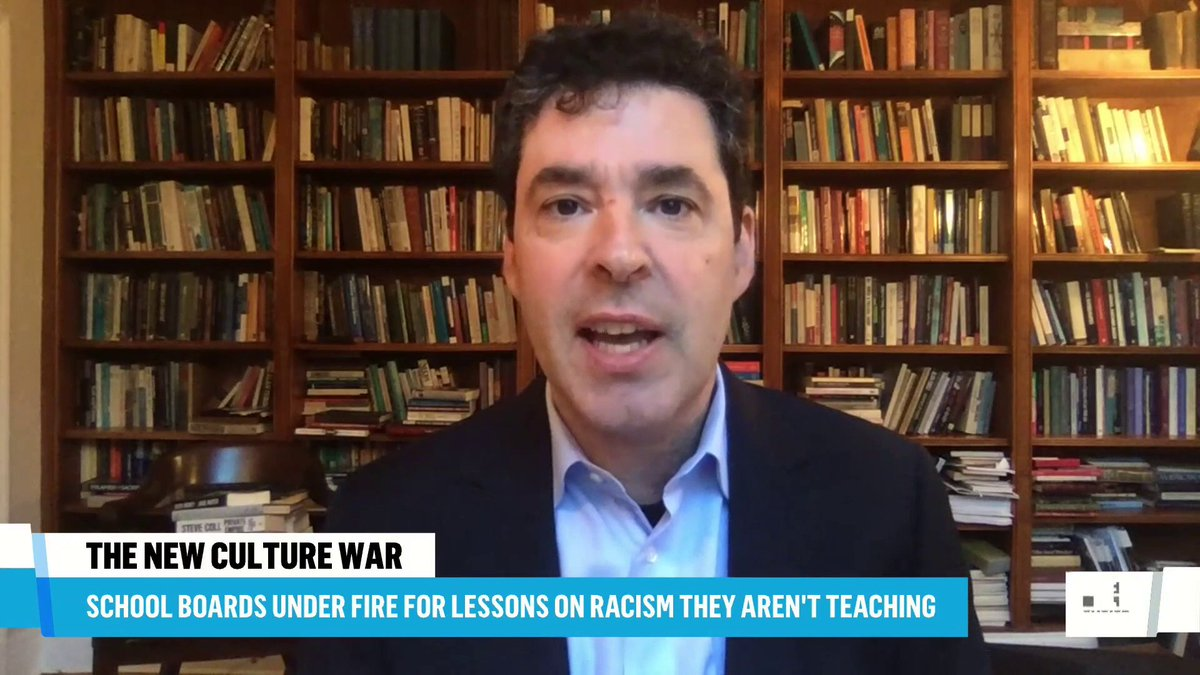 """""""It always goes with autocracy.""""  The critical race theory 'controversy' is a national version of an international tactic, says @jasonintrator. https://t.co/Q6G6uykZot"""