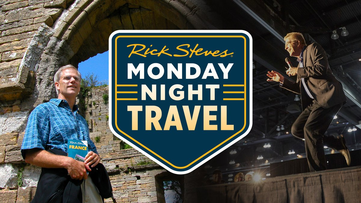 Last night, over 6,500 households joined my Monday Night Travel party — a France-flavored fête from Lyon to Nîmes and Nice to Sarlat, with special guest Steve Smith.    Missed the party? Watch the recording now at https://t.co/M6u9RgeR7k. https://t.co/M6u9RgeR7k. https://t.co/Tz1BqXKW0A