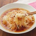 うま味調味料を使うことで味に深みが出る?!とっても美味しそうな素麺レシピ!