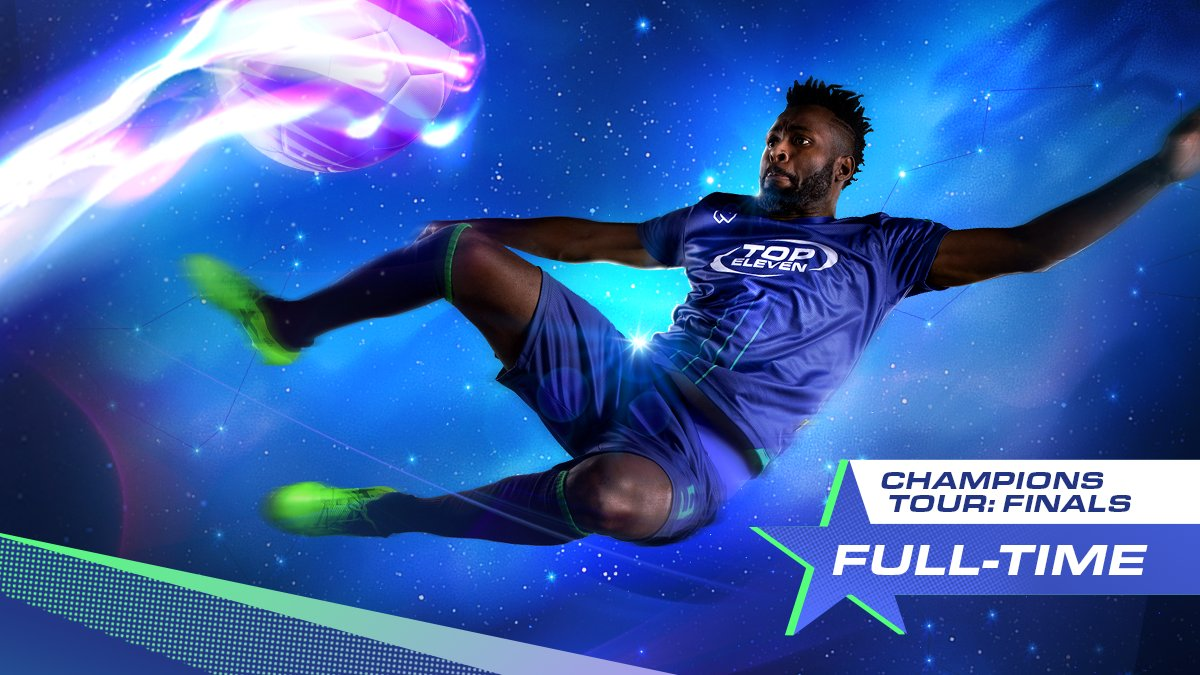 Time's up! The Champions Tour: Finals challenge has reached its full-time!   How many wins has your club earned in the event? ⚽️ #TopEleven https://t.co/q9xICPzVYV
