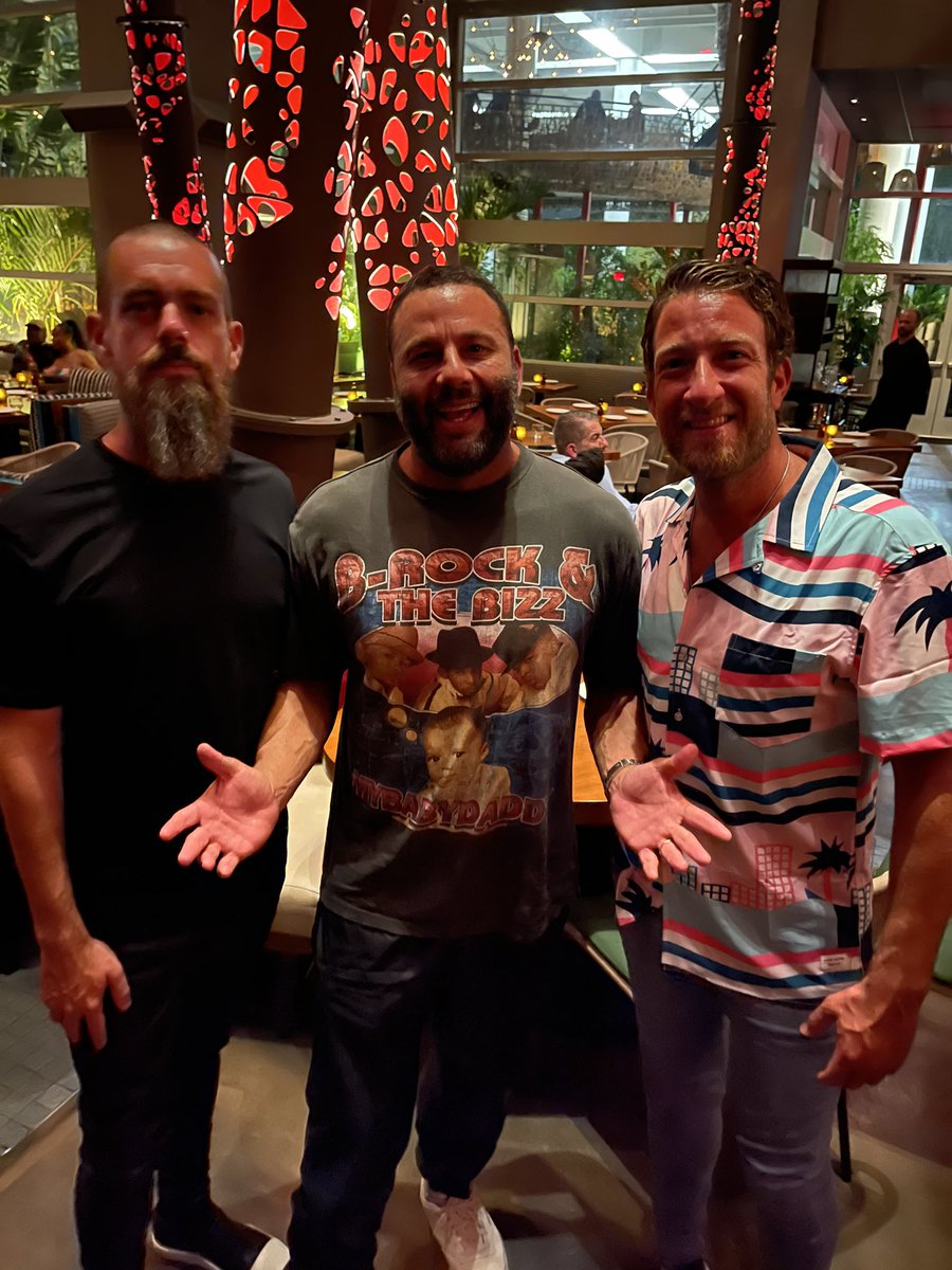 """Dave Portnoy on Twitter: """"So about that time I stormed into @twitter HQ's.  @DaveGrutman @jack @komodomiami… """""""