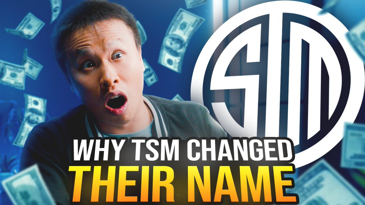 Always knew @TSM was going to the moon 🚀🚀🚀