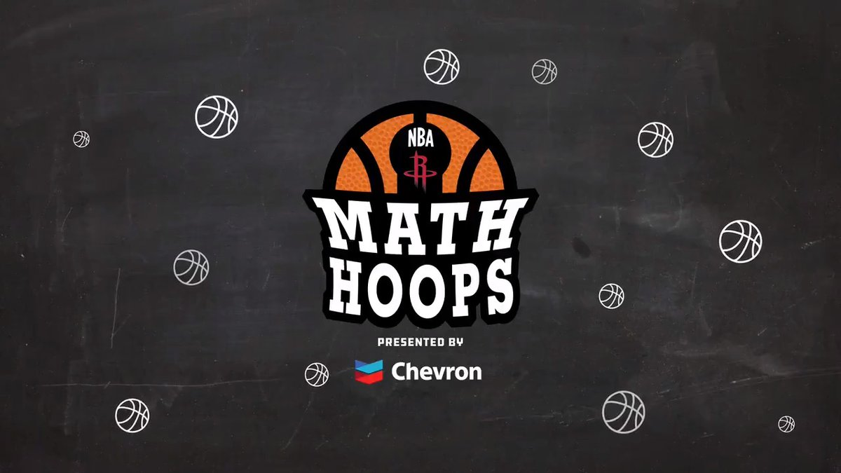 🚀 The #Rockets hosted a virtual Chalk Talk with Rockets Guard Jae'Sean Tate and Houston-area elementary students to talk about math as part of our @NBAMathHoops program with @ChevronHouston. Check out the video to hear what he had to say! https://t.co/XARFt6Sl3O