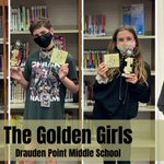 Image for the Tweet beginning: #Congratulations to The Golden Girls