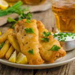 Image for the Tweet beginning: Happy National Fish and Chip