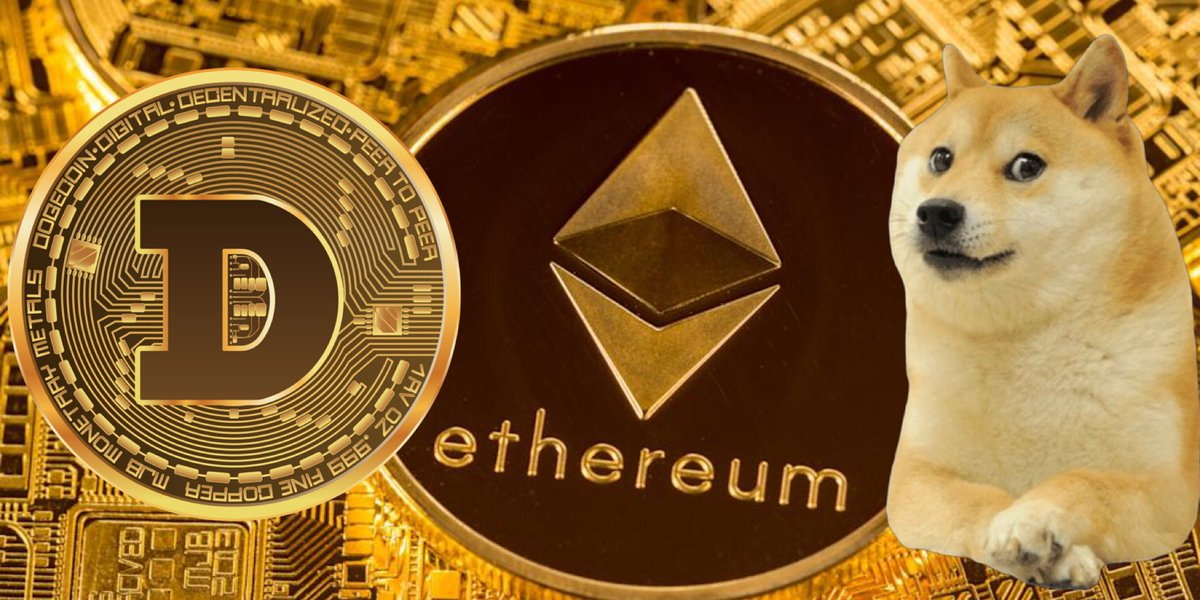Dogecoin and Ethereum collaboration