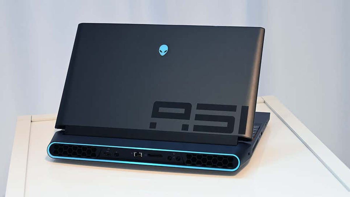 Dell Sued for Promising Alienware Laptops Could Be Upgraded