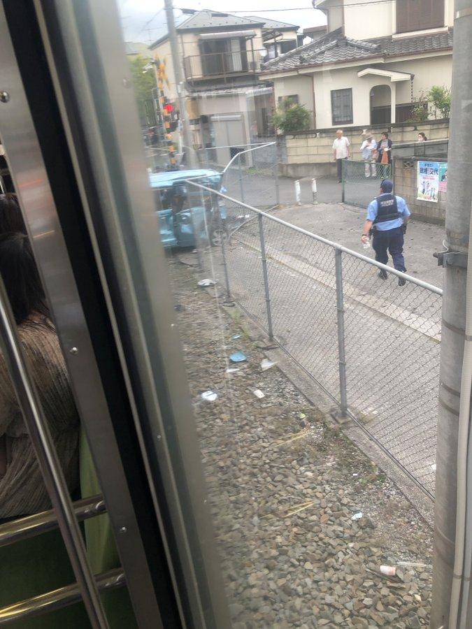 【東武野田線】電車と乗用車が衝突する事故 豊春駅付近で発生