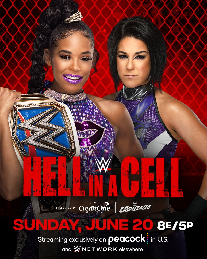 Hell In A Cell 2021: WWE Announces New Championship Match 2