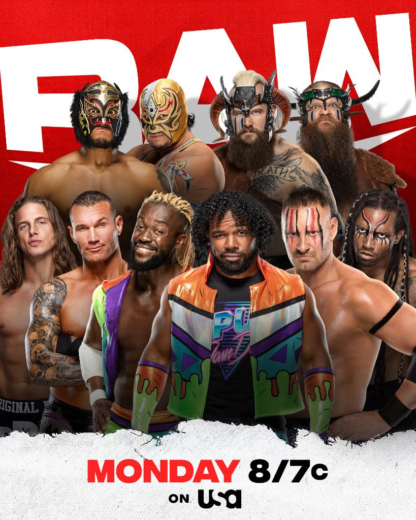 WWE Raw Preview (07/06/21): Contract Signing; Huge Battle Royal 1