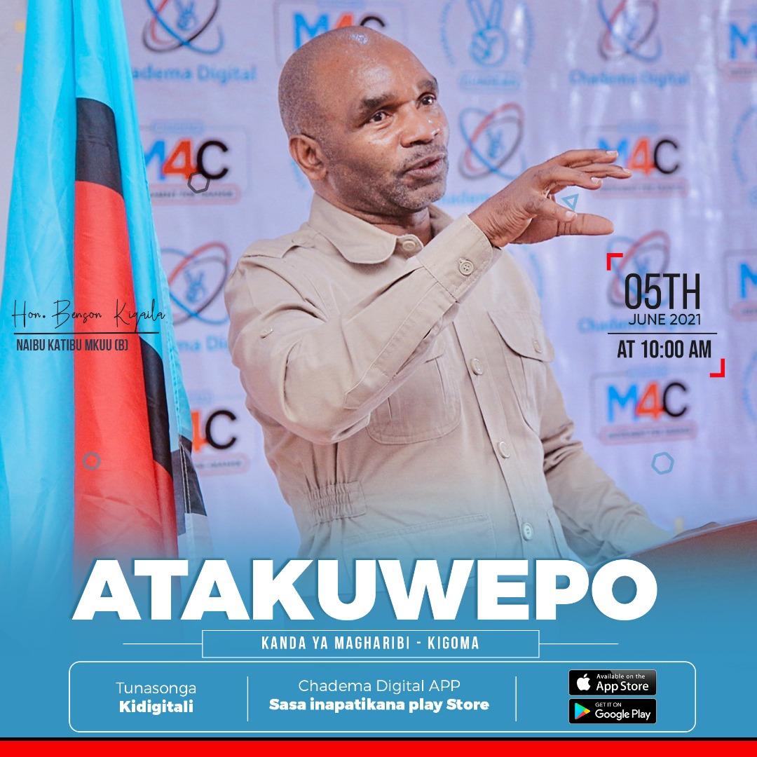 Oparesheni Haki #Kigoma  #TumeHuruyaUchaguzi #HakizaWatu #KatibaMpya https://t.co/eHYXYpMZcj