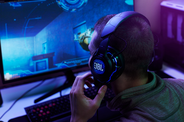 If we gave you a JBL Quantum ONE, what game would you use it for? 🤔