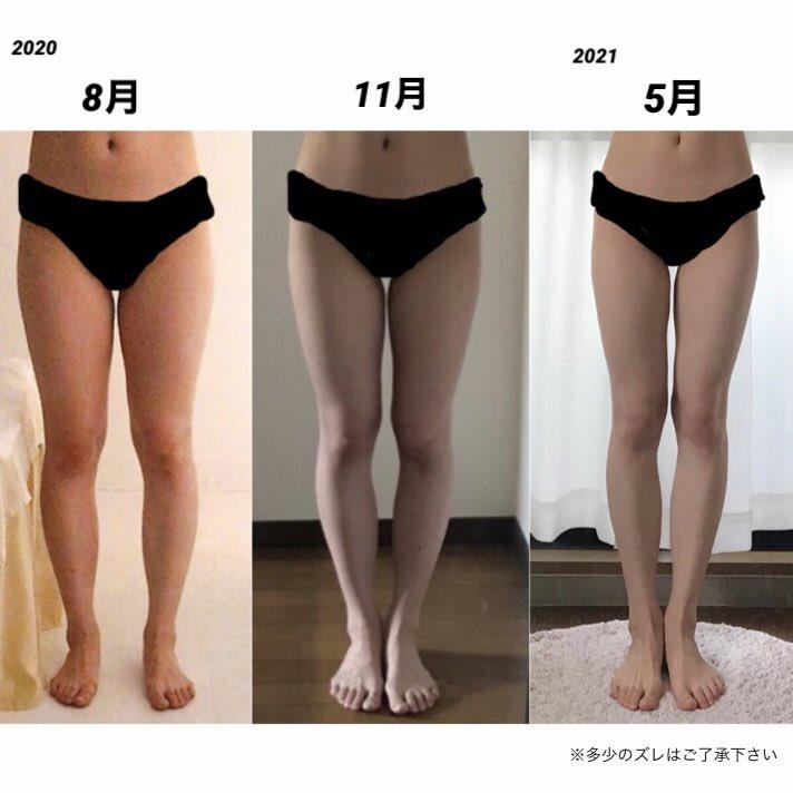 小さな努力の積み重ねが脚痩せに効く!コツコツが大切