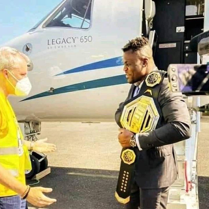 As I'm leaving Cameroon, I want to take this moment to thank @MTNCameroon for all the help and support that they brought me to introduce the belt to the people. It was an unprecedented moment and a lifetime experience that we witnessed during these campaigns and parades all (1/2) https://t.co/CEUWTsiX48