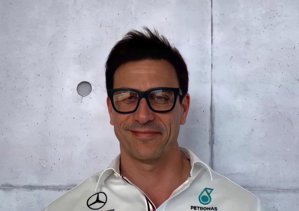 F1 Baku Toto Wolff