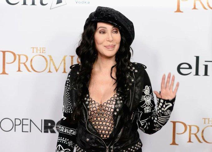 Cher is 75. Happy Birthday Cher!
