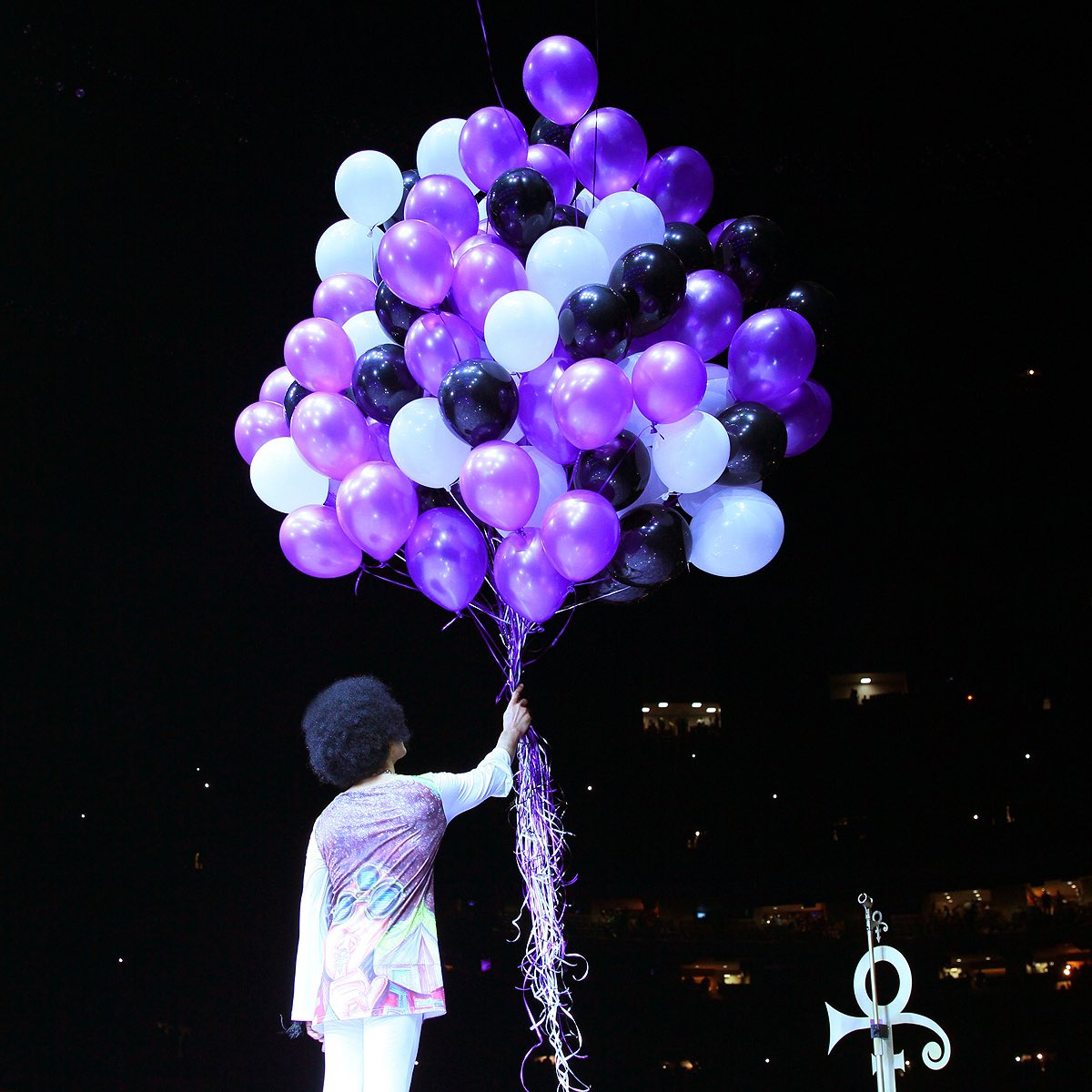 Celebrate Prince's life and legacy this weekend with one of his favorite DJs, Lenka Paris, spinning live from @PaisleyPark. Fans can tune into this exclusive party from anywhere in the world via @TheCurrent at 9 p.m. CDT tonight. https://t.co/BEvMNzJm88 https://t.co/HYoVRMRKh0