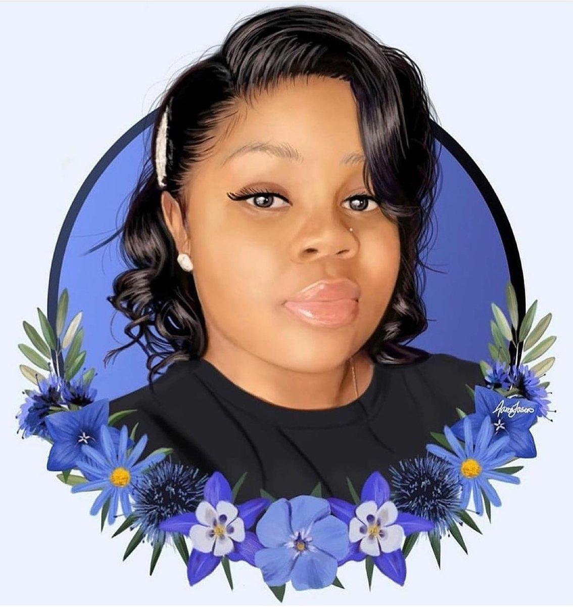 Happy heavenly birthday Breonna!! We will never forget. We will always keep fighting.❤🙏🏿 https://t.co/hgqikJbhrd