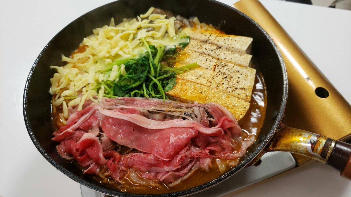 話題のピザすきやきがレシピ化!トマト&チーズが入ったすき焼きという新感覚料理に大注目!