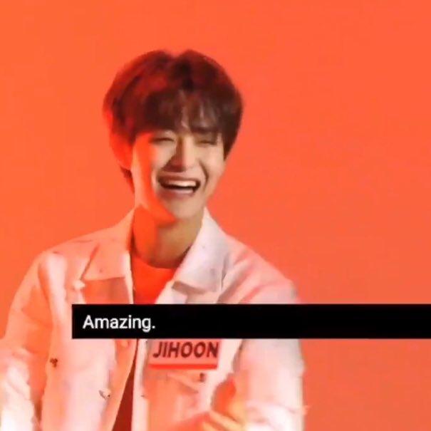 Jihoon ภาพถ่าย,Jihoon แนวโน้มของ Twitter - ทวีตด้านบน