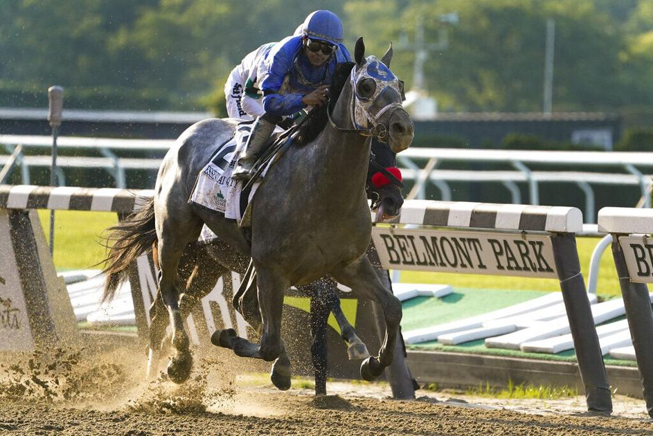 Essential Quality – Belmont Stakes 2021