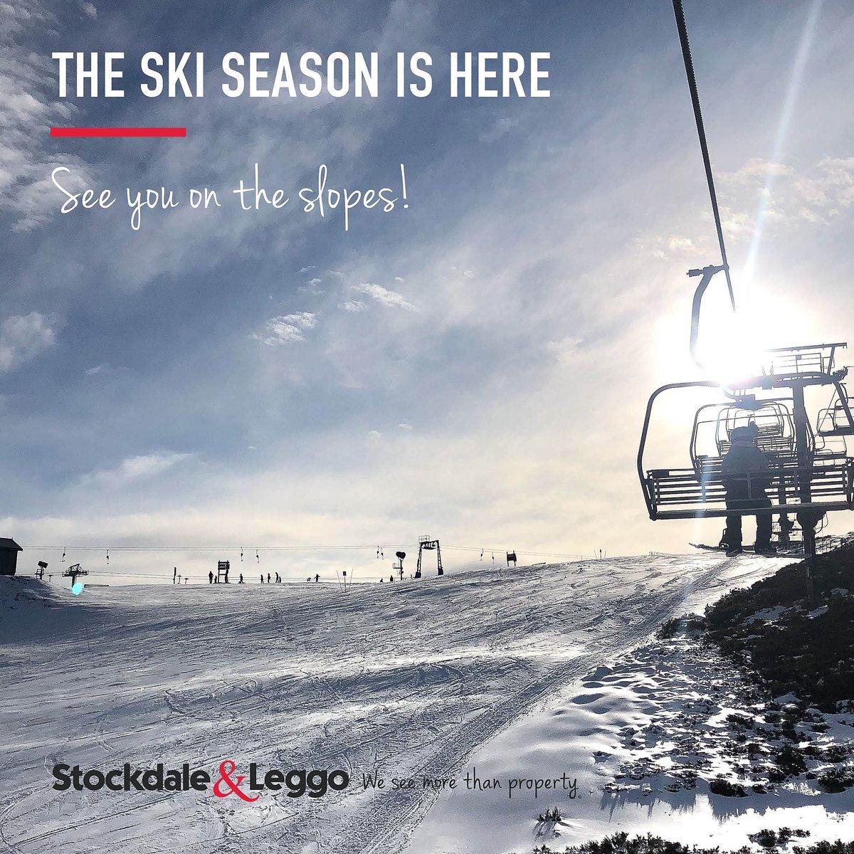 The #SkiSeason has officially kicked off! See you on the slopes! #StockdaleLeggo #AustralianWinter #MtBuller https://t.co/V0Py5R4j5O