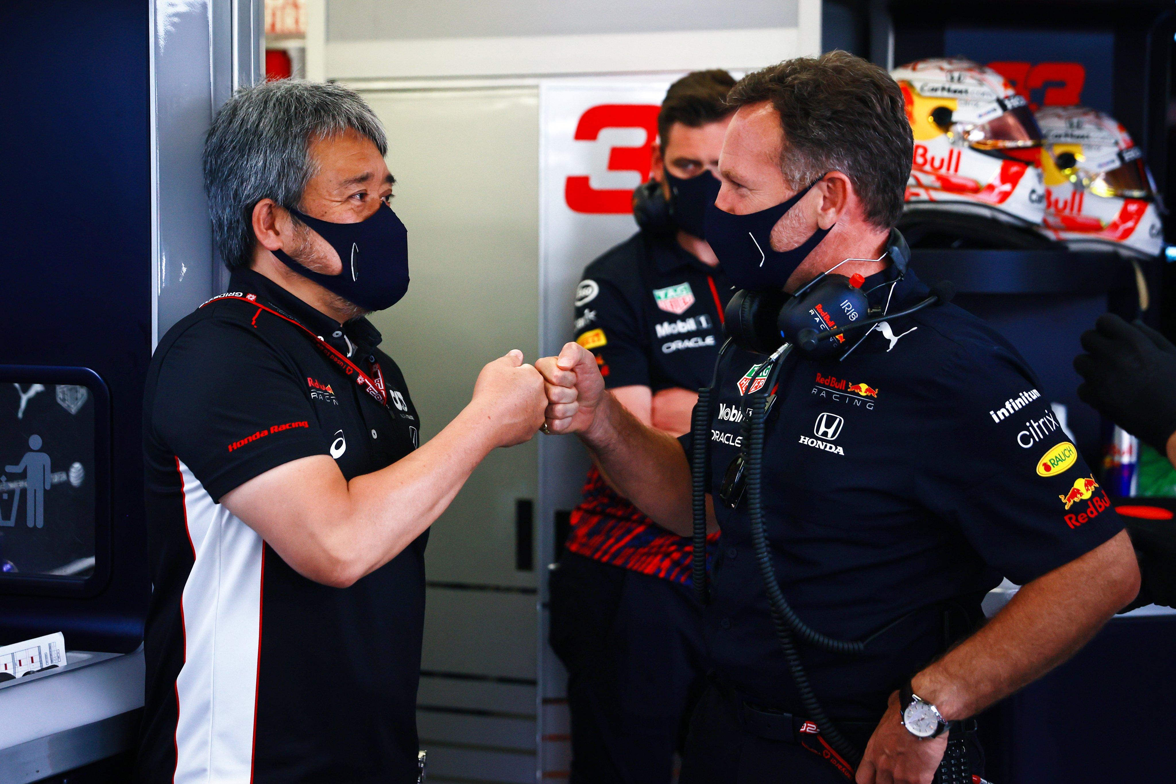 Red Bull: Honda affidabile, nessun cambio di PU in vista