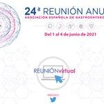 Image for the Tweet beginning: Finalizada la reunión anual #AEG2021