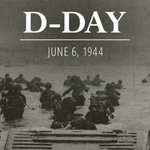 Image for the Tweet beginning: Never Forget. #DDay77