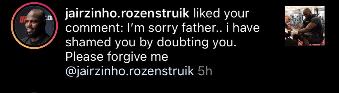 @JairRozenstruik All Is Good When Papa forgives you for bringing shame to the family. 🙏🏼 https://t.co/Y5zkwA8jHu