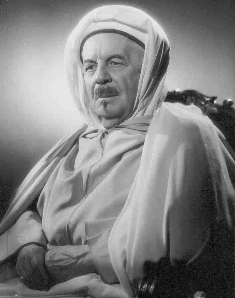 """الجزائري عبد القادر ابن غبريط مؤسس """"مسجد باريس الكبير"""" أنقذ مئات اليهود من الهولوكوست…"""