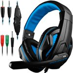 Image for the Tweet beginning: Gaming Headset,DLAND 3.5mm Wired Bass
