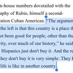 Image for the Tweet beginning: This analysis by @MarcoRubio on