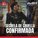 Image for the Tweet beginning: El éxito de Cruella no