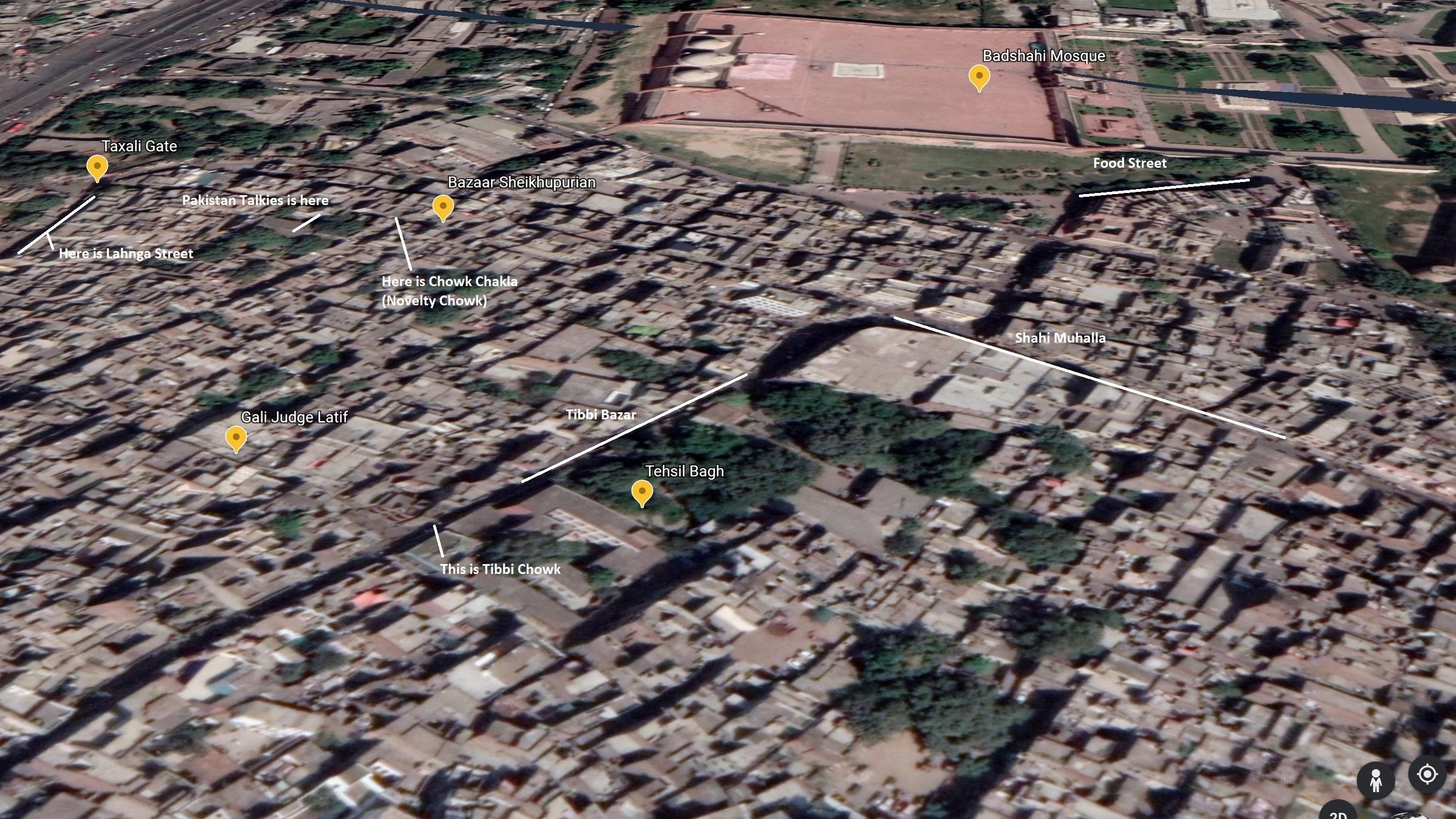 Tuxali Gate