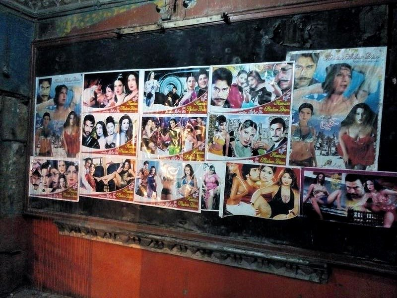 Movies at Pakistan Talkies