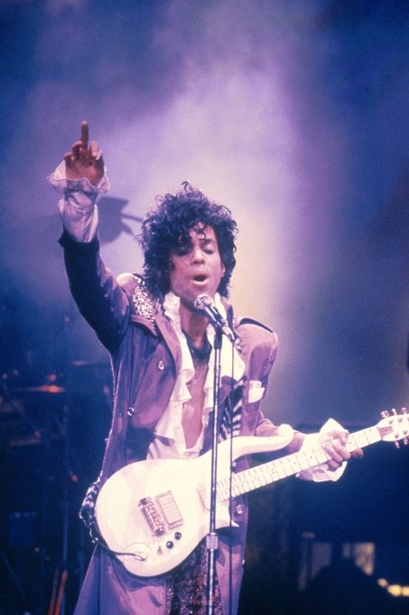 Happy birthday to the late Prince.  The music icon was born on this day in 1958.